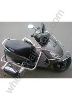 Side Wheel Attachment TVS Jupiter