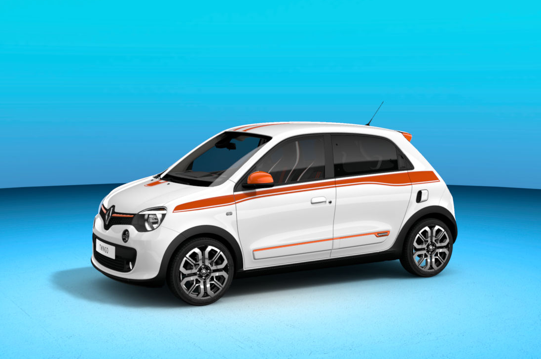 Renault Twingo Gt 2018 Couleurs Colors