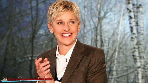 Ada Hantu Tinggal di Mansion Milik Ellen DeGeneres