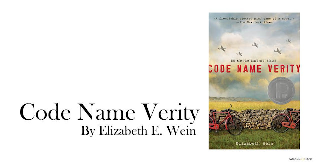 Code name verity book review