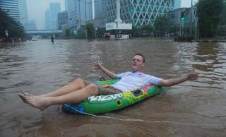 bule banjir