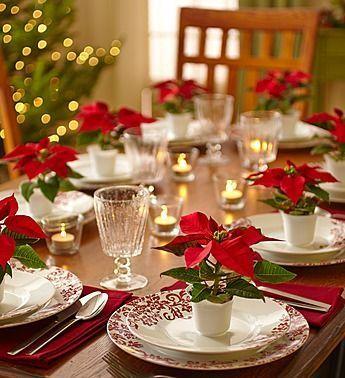 #SEGUNDA NATALINA - Detalhes para a Mesa de Natal