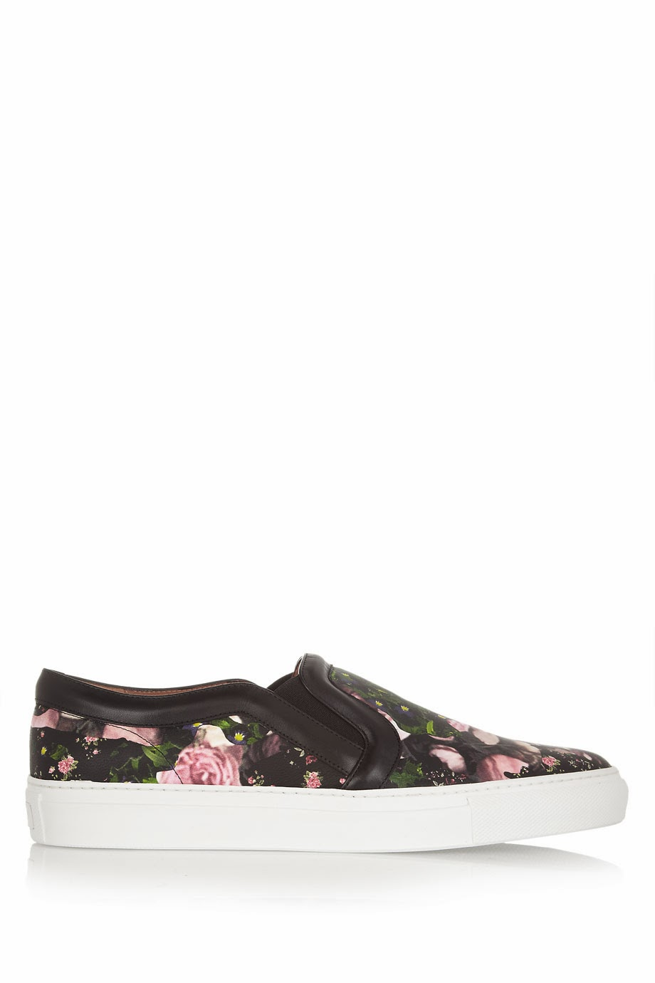 0d1fc6a65a givenchy floral print nappa leather ballet flats