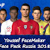PES 2017 Facepack Russia 2018 V1 by Youssef Facemaker