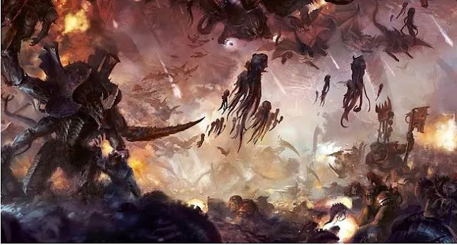 Tyranid Previews..... Special Characters, Command, and Bio-Weapons