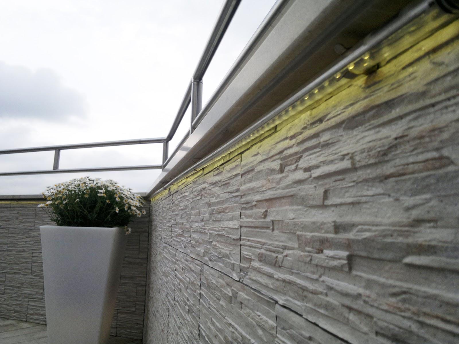 Luci per il terrazzo illuminazione led casa settembre