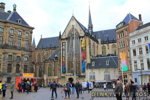 Amserdam. Nieuwe Kerk
