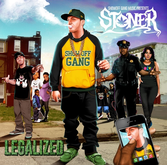 Mixtape: Stoner - Legalized