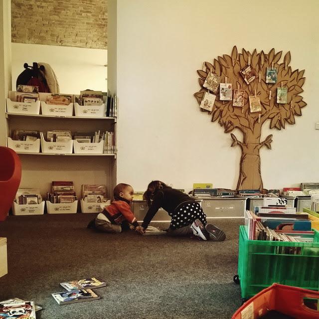 biblitoeca e homeschooling