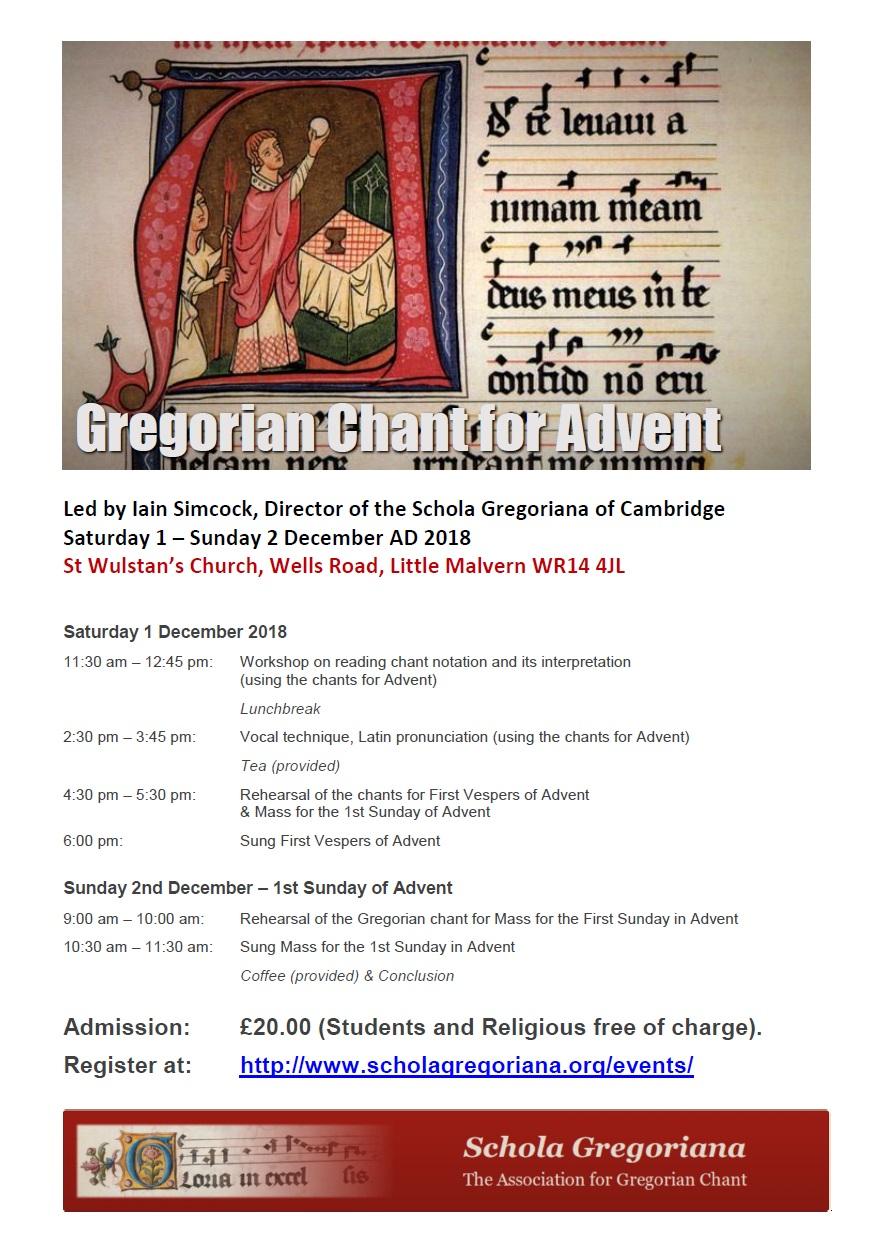 Gregorian Chant Network