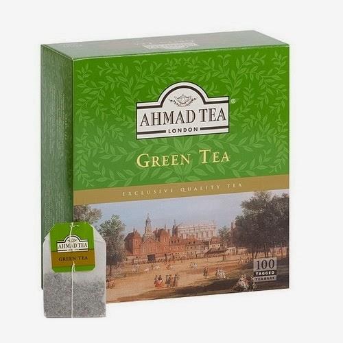 Beli Green Tea Ahmad Tea Secara Online