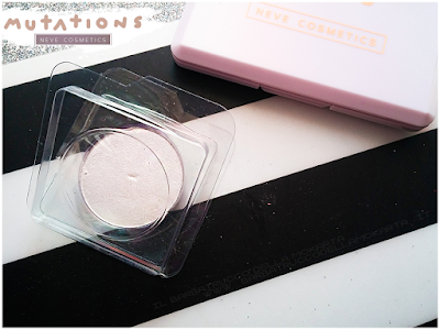 review Collezione Mutations - Arcobaleni cialde - Neve cosmetics