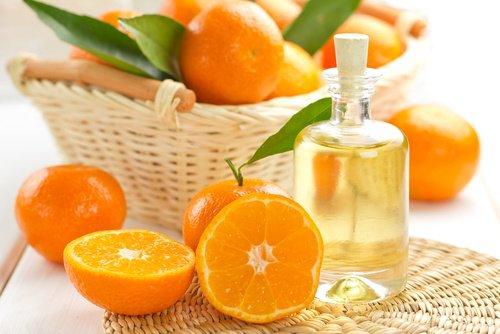 L'huile essentielle de mandarine