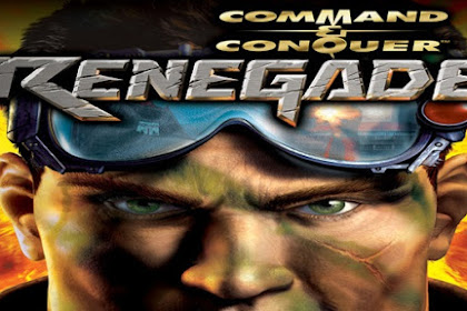 Free Download Game Command and Conquer Renegade for Computer or Laptop