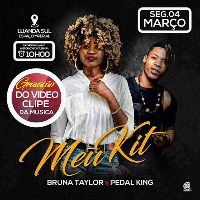 Bruna Taylor Feat. Pedal King - Meu Kit
