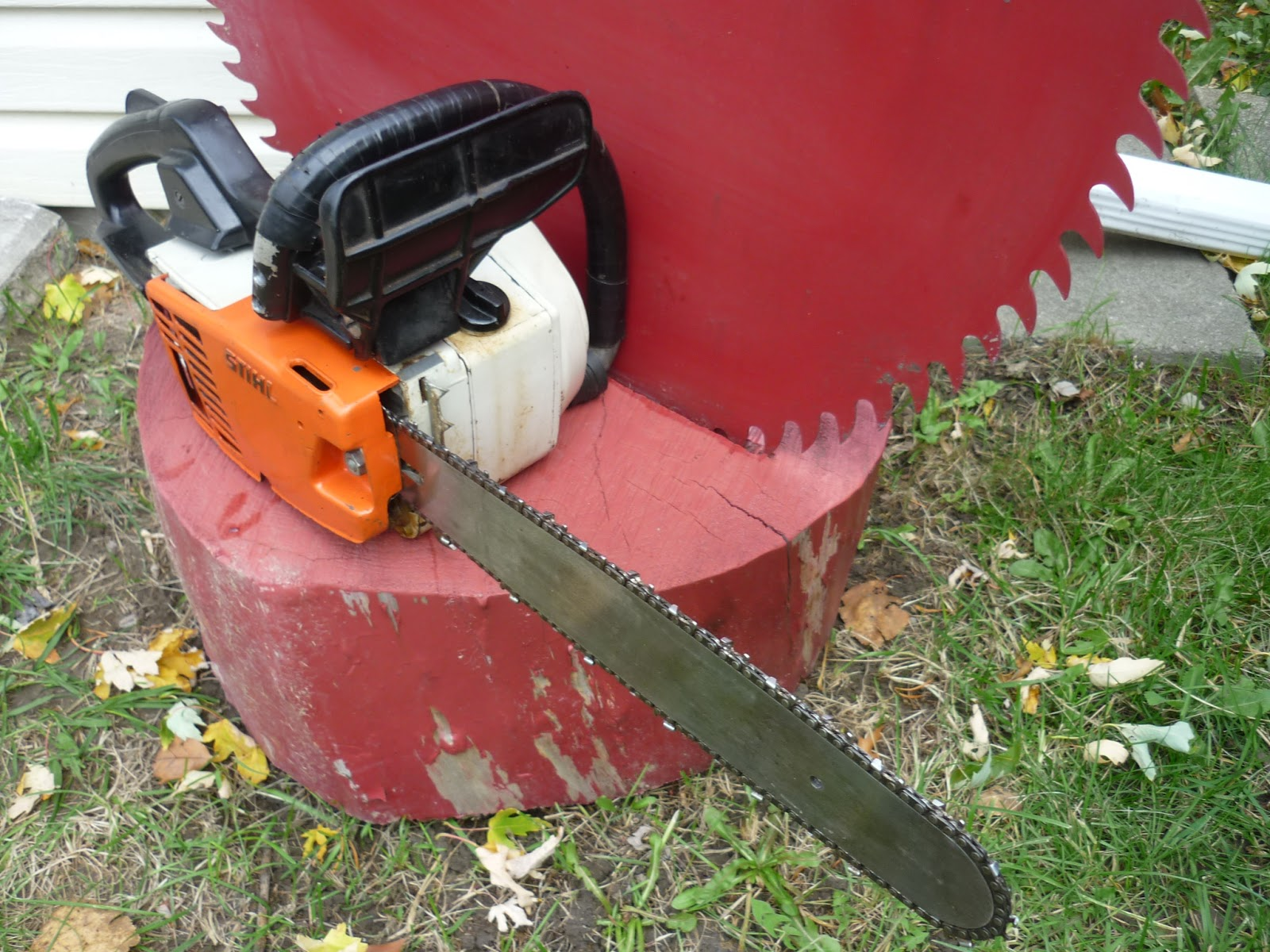 Model: 020 AVP MANUFACTURED BY: STIHL ANDREAS MASCHINENFABRIK STUTTGART,  GERMANY SERIES OR ASSEMBLY NUMBER: 1129 YEAR INTRODUCED: YEAR DISCONTINUED:  ENGINE ...
