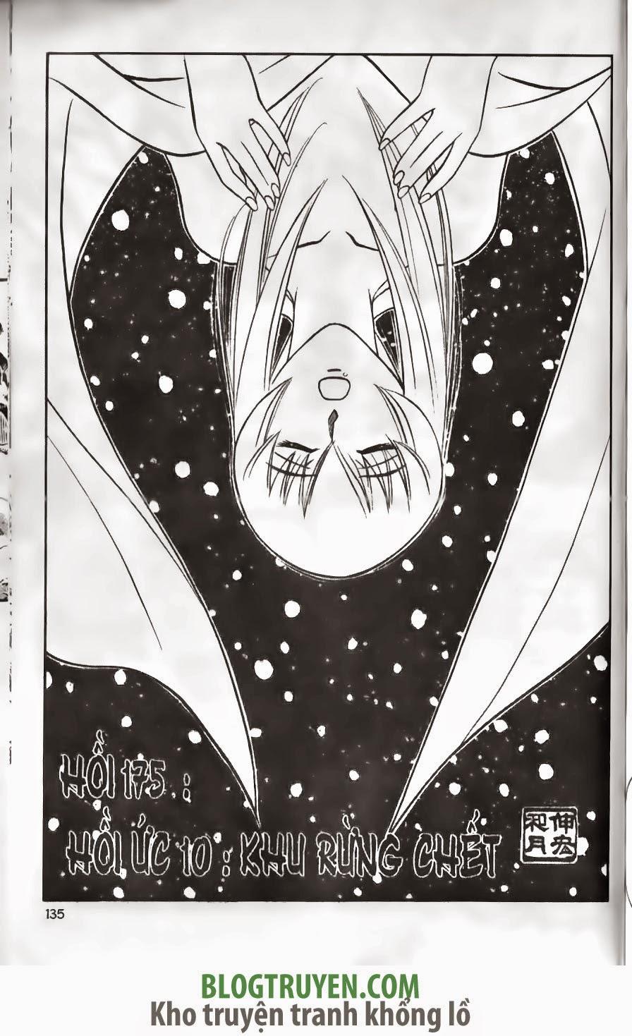 Rurouni Kenshin chap 175 trang 4