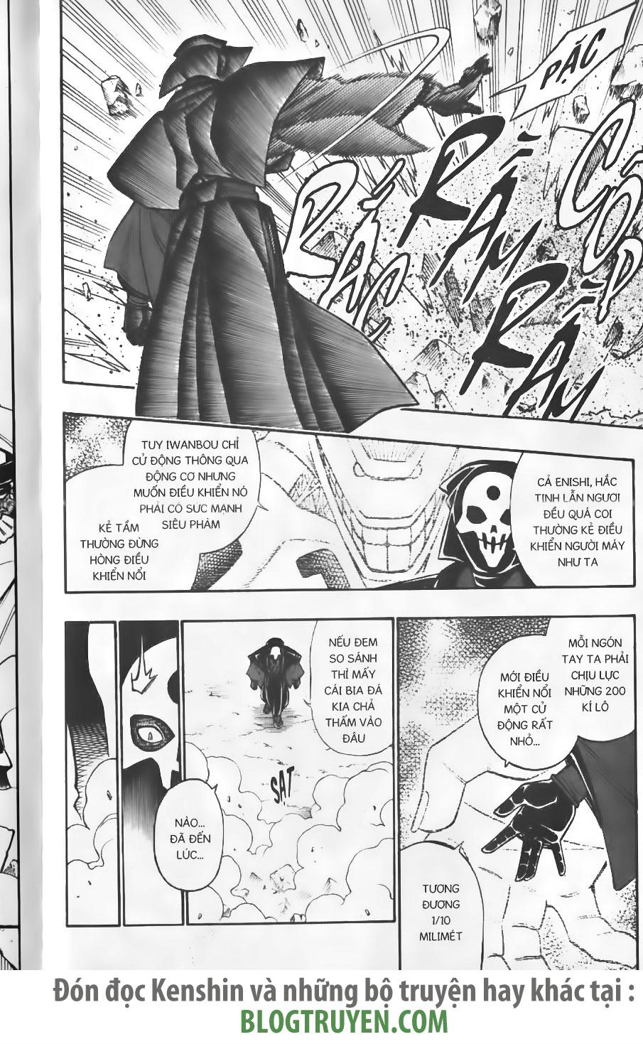 Rurouni Kenshin chap 216 trang 12