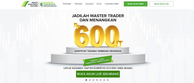 Daftar broker forex lokal Indonesia