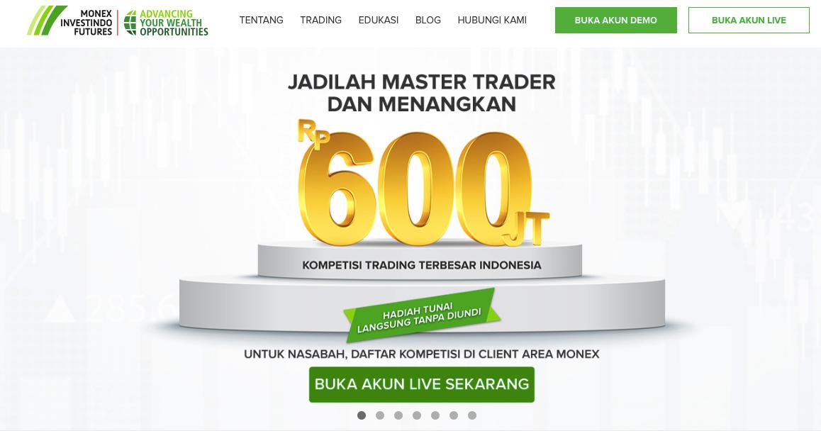 kompetisi forex indonesia forex trading sebagai profesi karir anda