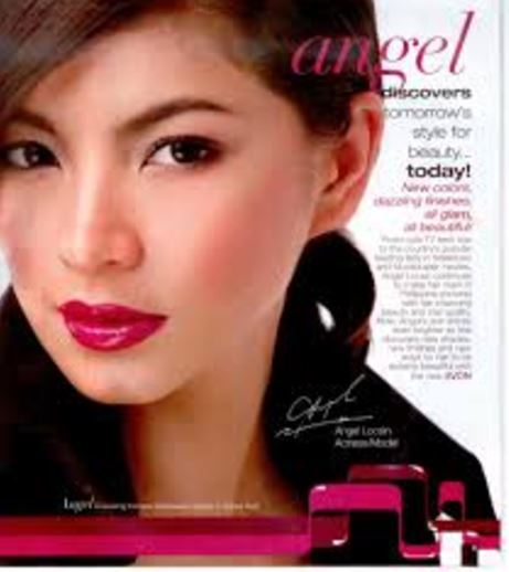 THROWBACK: Angel Locsin Stands Out From The Other Avon Beauties!