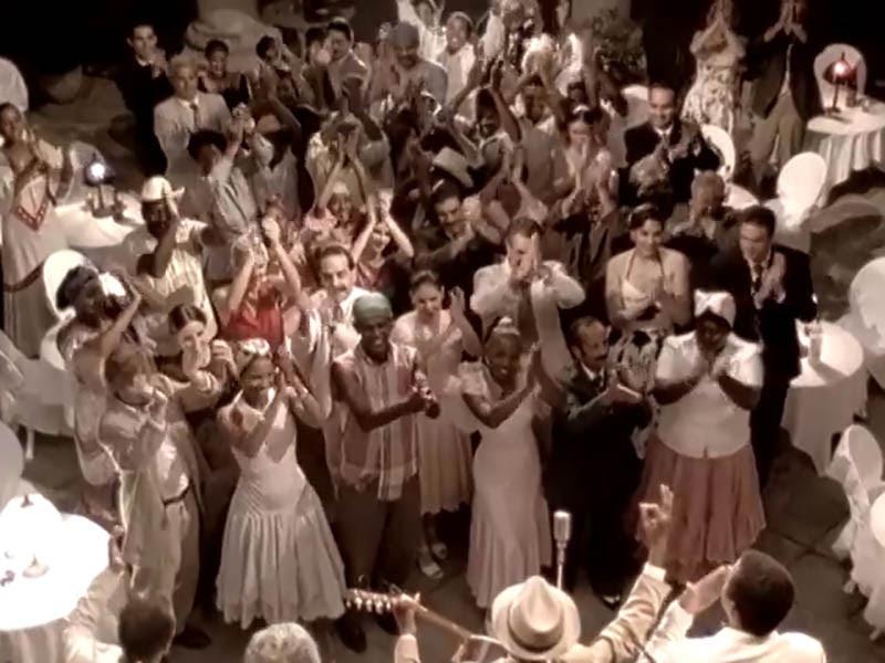 Compay Segundo - ¨El camisón de Pepa¨ - Videoclip. Portal Del Vídeo Clip Cubano - 09