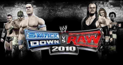 Download WWE Smack down vs raw 2010 free game