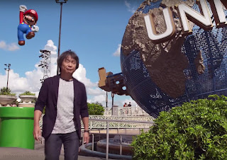Nintendo Worlds coming to Universal theme parks and resorts
