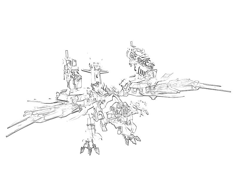 transformers cybertron coloring pages - photo#40