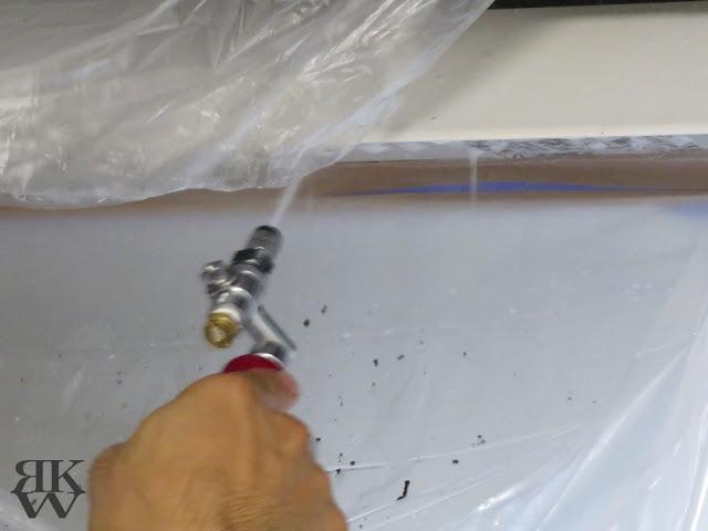 ダスキン エアコンクリーニング 高圧洗浄 黒い汚れ