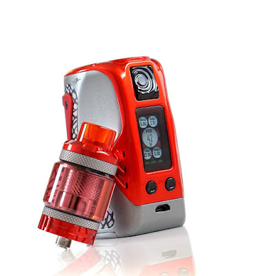Wismec News - Wismec Reuleaux Tinker 300W TC Kit launched
