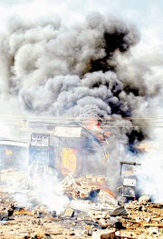 Female Suicide Bomber Attacks Azare Market in Bauchi