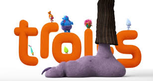Trolls 2016 English HDTS Full Movie Download 700MB