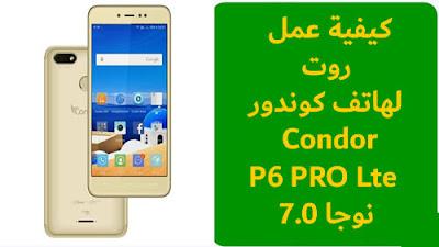 root condor p6 pro lte