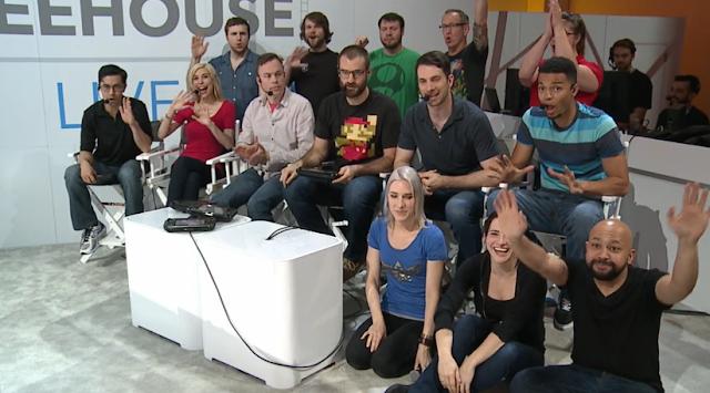 Nintendo Treehouse Live Cast E3 2015