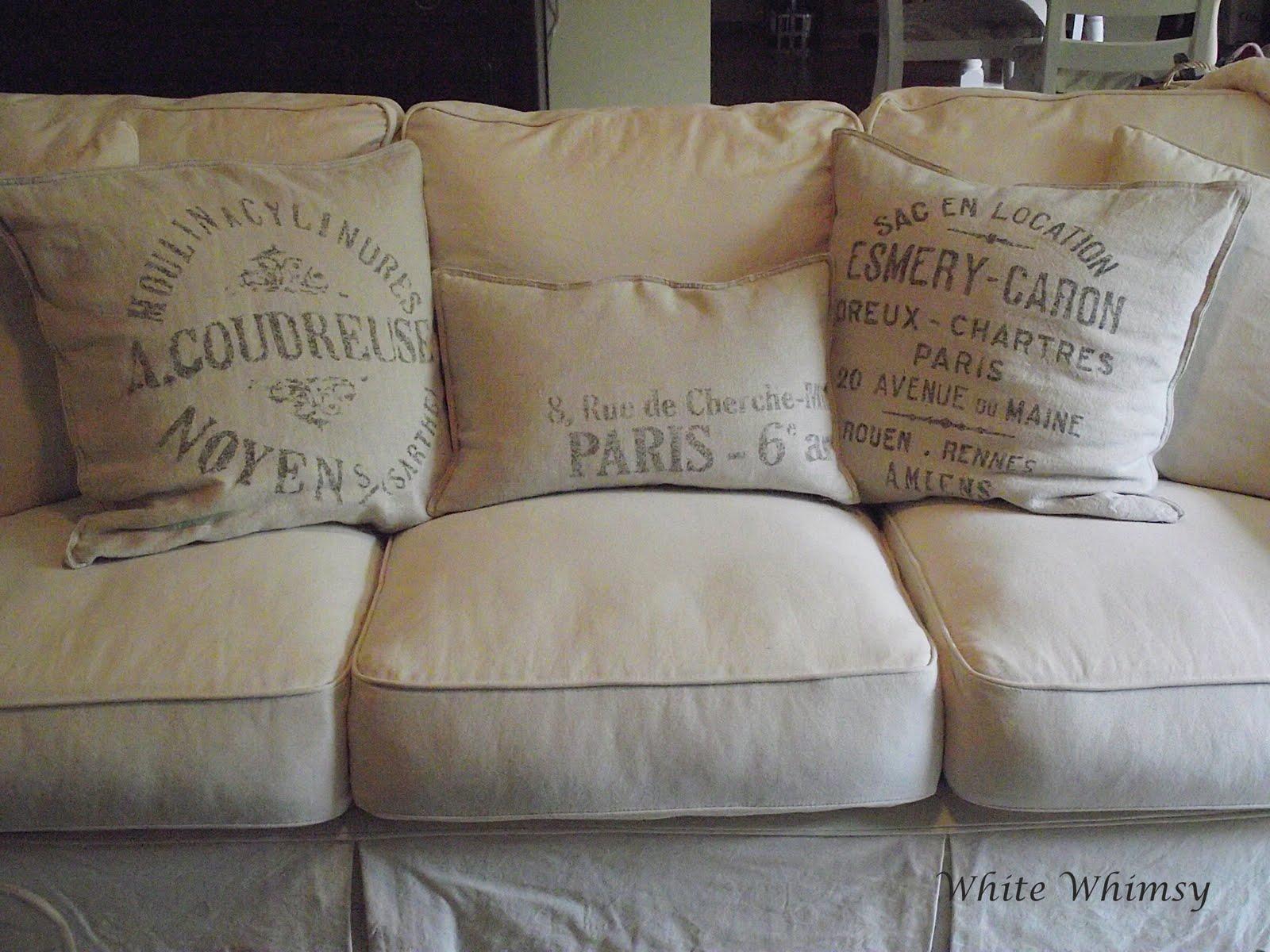 restoration hardware beanbag chair convert to stool white whimsy coffee bean sacks