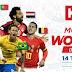 K+ độc quyền phát sóng 14 trận giao hữu trước World Cup 2018