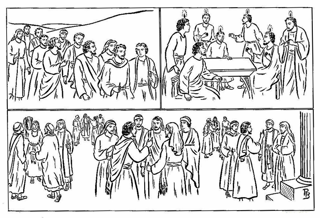 El Renuevo De Jehova: La Venida Del Espiritu Santo - Imagenes para ...