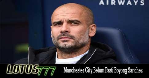 Manchester City Belum Pasti Boyong Sanchez