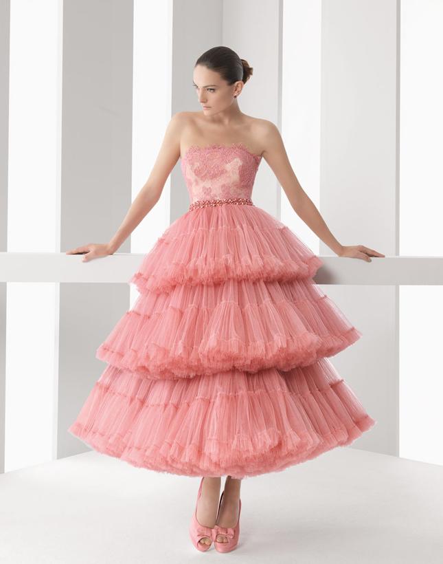 Bridesmaids} Rosa Clara 2012 Fiesta Collection - Belle The Magazine