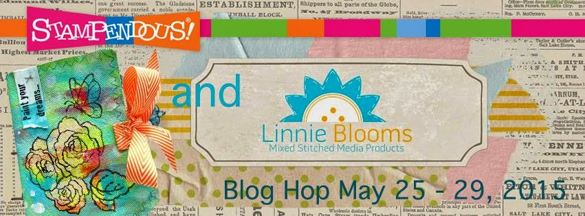 Linnie Blooms Blog Hop