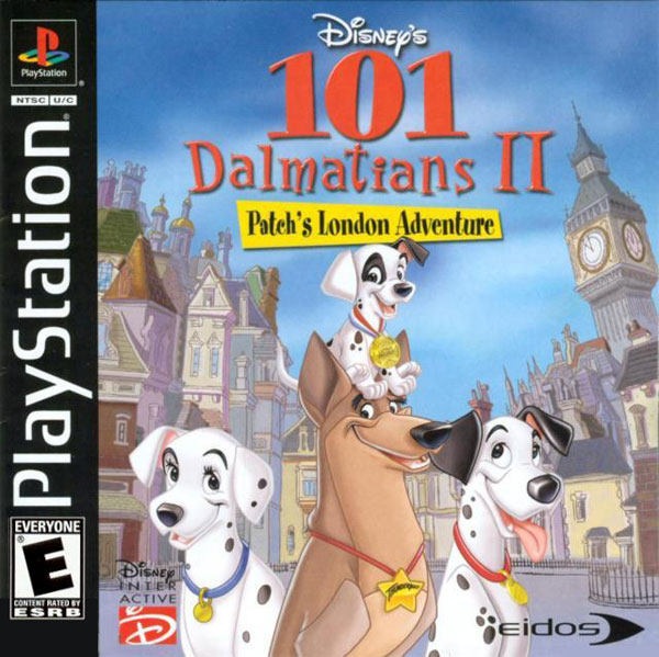 Disneys 101 Dalmations II - Patchs London Adventure - PS1 - ISOs Download
