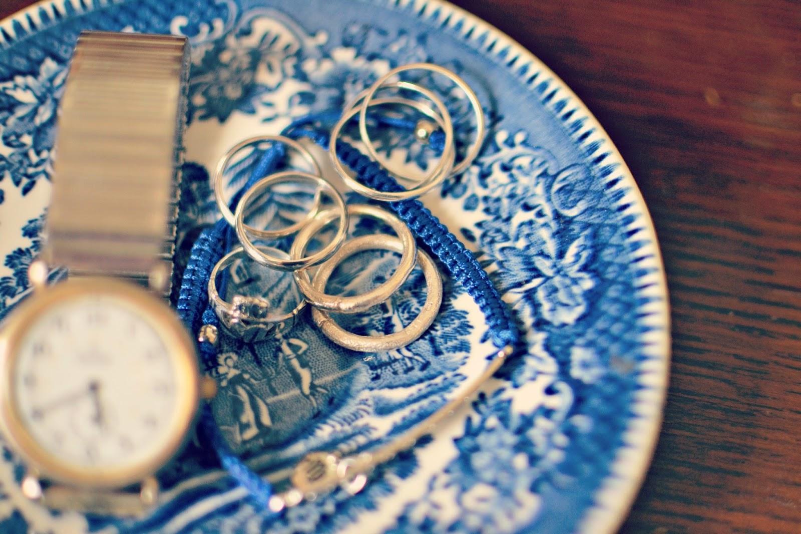 Daniella Draper rings, my flash trash bracelet, silver rings, asos