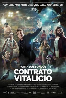 Porta dos Fundos, Contrato Vitalício, Dica de Cinema