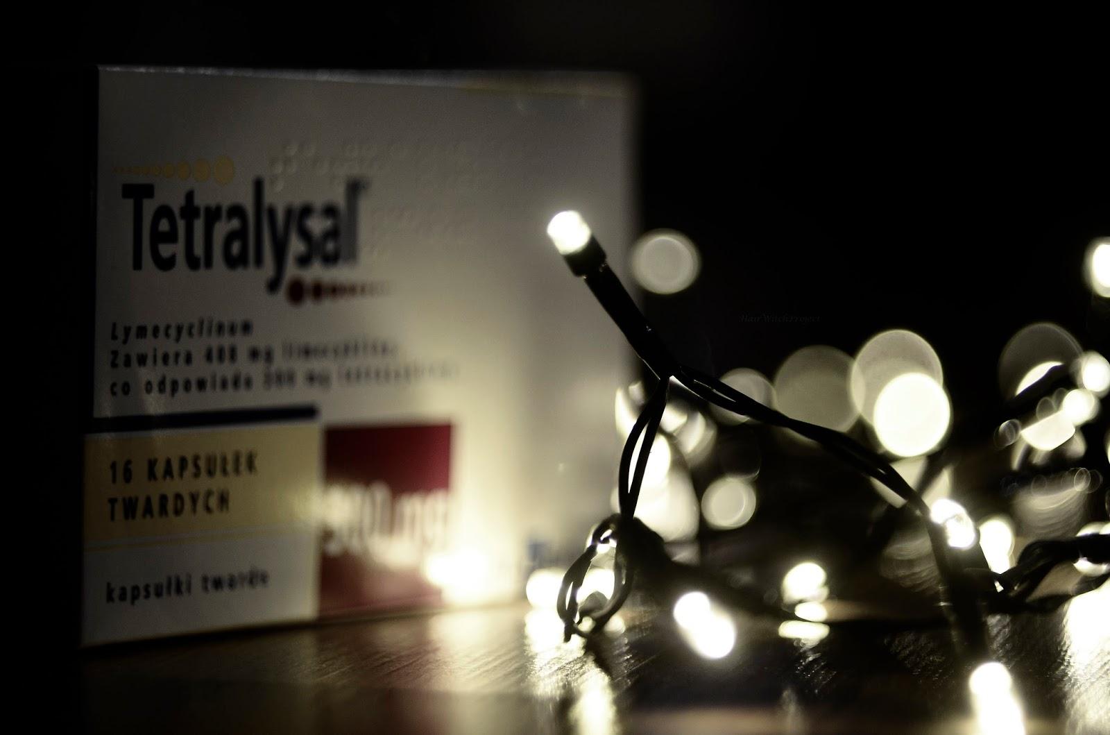 trądzik | cera | kuracja | leczenie | dermatolog | antybiotyk | Tetralysal | limecyklina | tetracyklina | epiduo forte | adapalen | nadtlenek benzoilu | maść