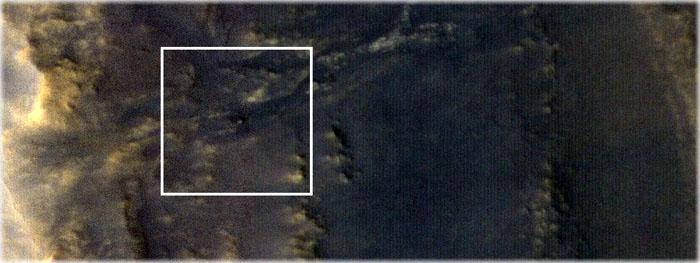 sonda opportunity é vista pela primeira vez após tempestade de poeira