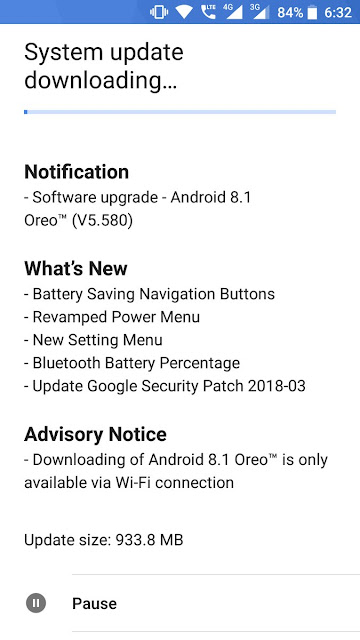 Nokia-6-receiving-stable-android-8_1-oreo-update