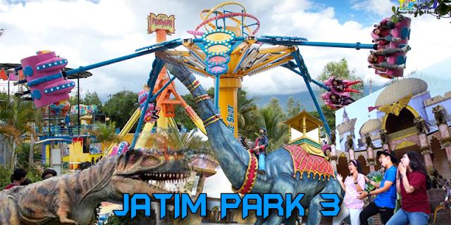 Harga Tiket Masuk Jatim Park 3 2018 Life Style