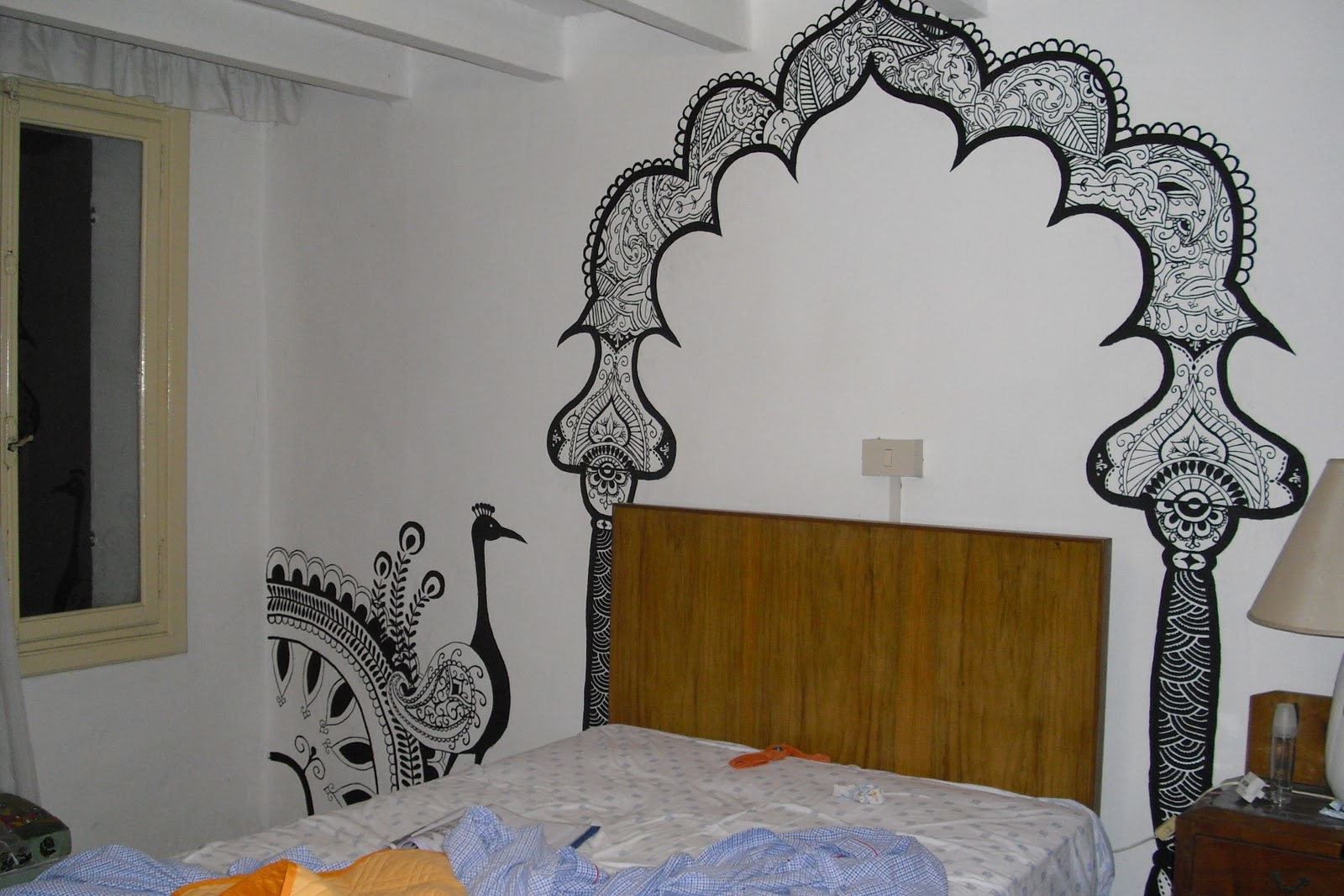Dany 39 s handmade works works for Decorazioni muro
