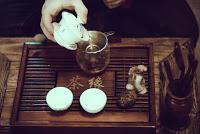 Китайский чайный фуршет